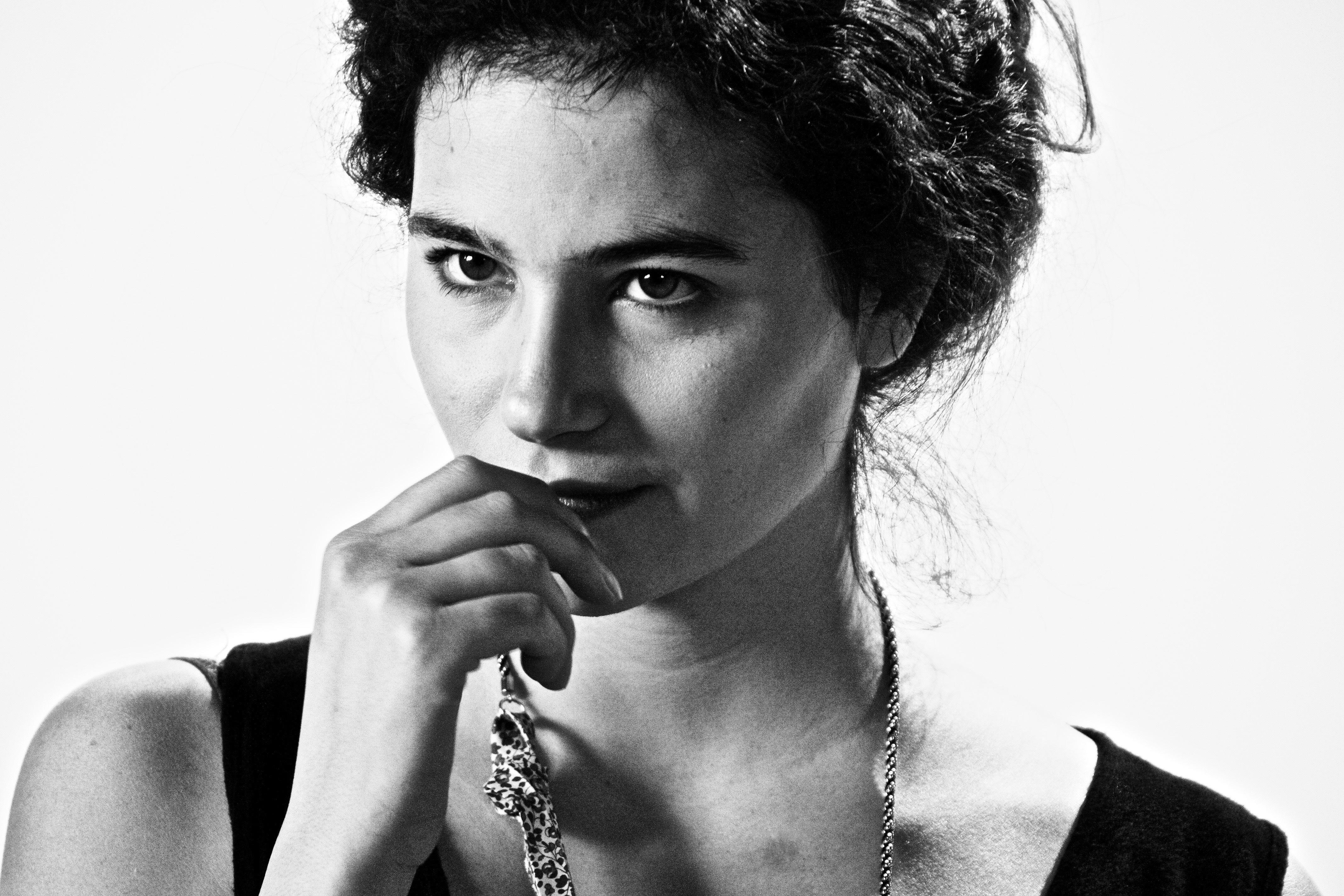 Camille Ghanassia, comédienne, scénariste, réalisatrice