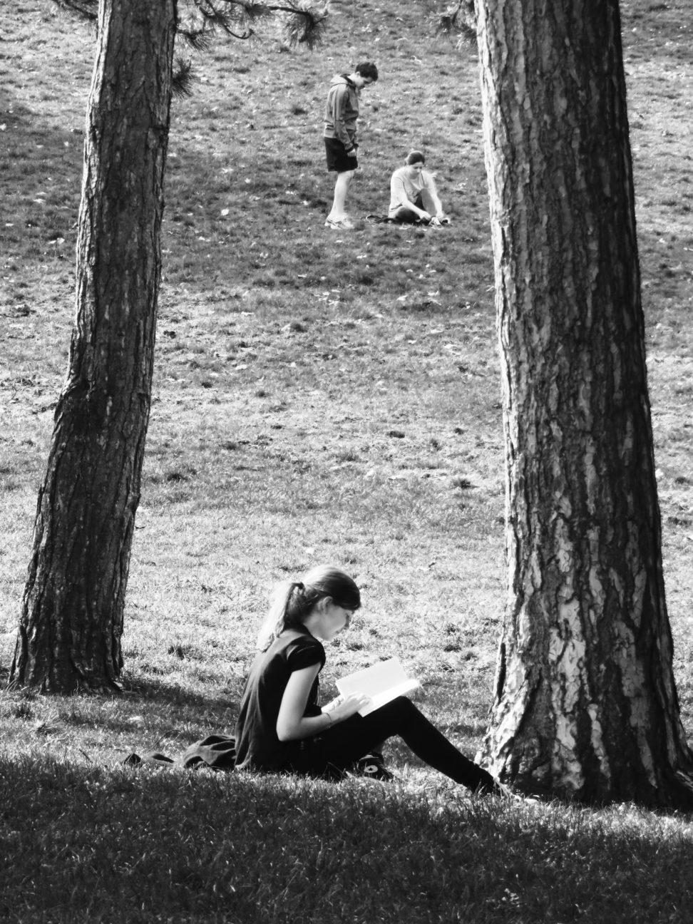 Parc Montsouris - Paris - printemps 2017