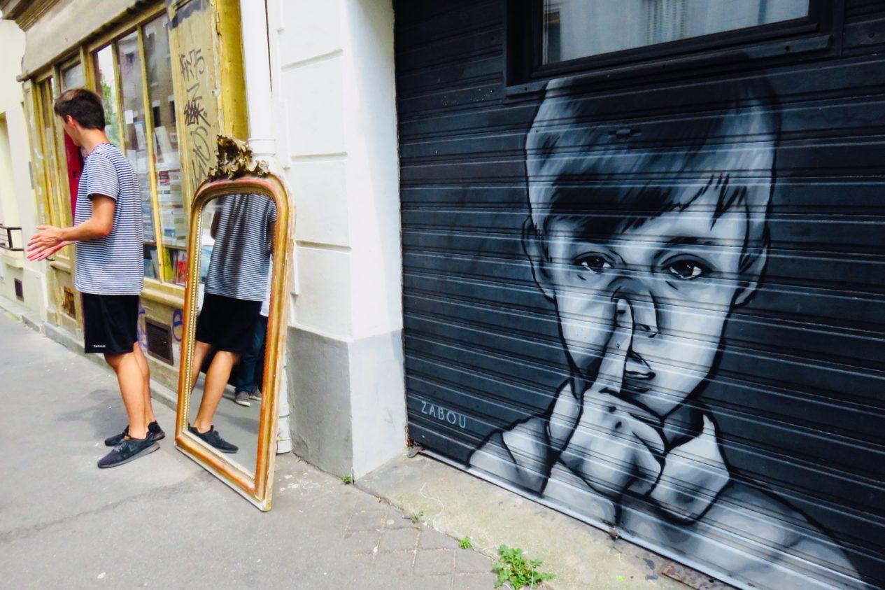 Zabou - Paris