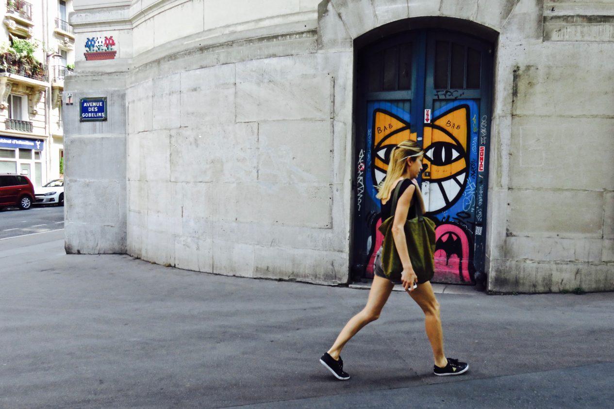Monsieur Chat - Paris