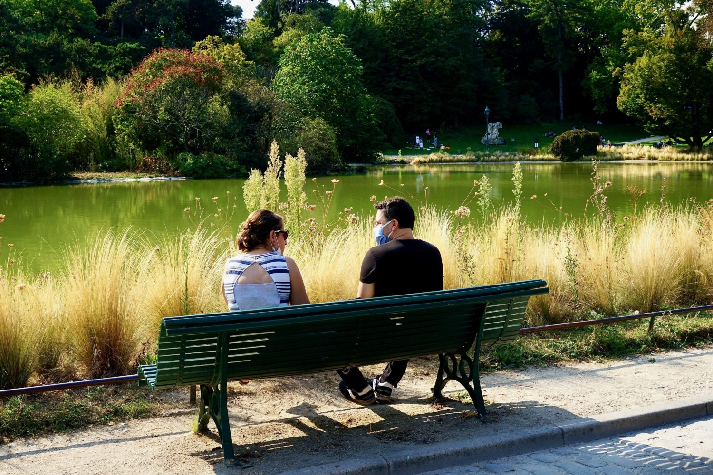 Parc Montsouris - Paris - Septembre 2020