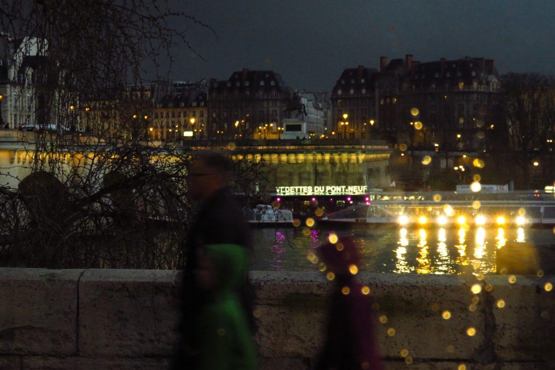 Quais de Seine - Février 2017